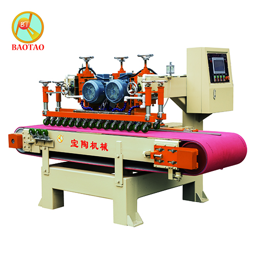 BT1000 3 HEAD AUTO FRONT REAR CUTTING MACHINE