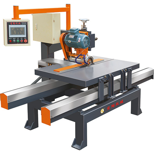 BT1200 BT1800 NC MANUAL TILE CUTTING MACHINE WITH TOUCH SCREEN